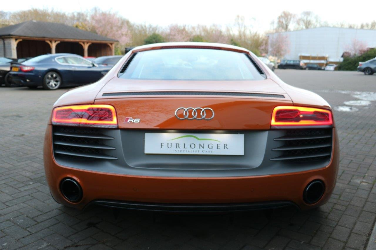 2014 Audi R8 V10 Plus For Sale (picture 3 of 6)