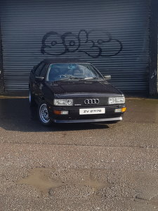 1984 Ur Quattro 10v