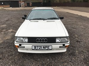 AUDI QUATTRO 1984 MINT For Sale