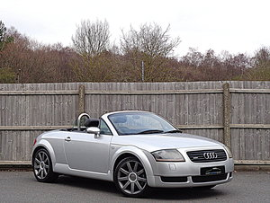2000 Very smart example of the desirable Audi TT 225 Quattro  For Sale