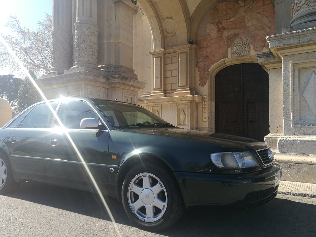 Audi 100 S6 C4 1995 For Sale (picture 4 of 6)