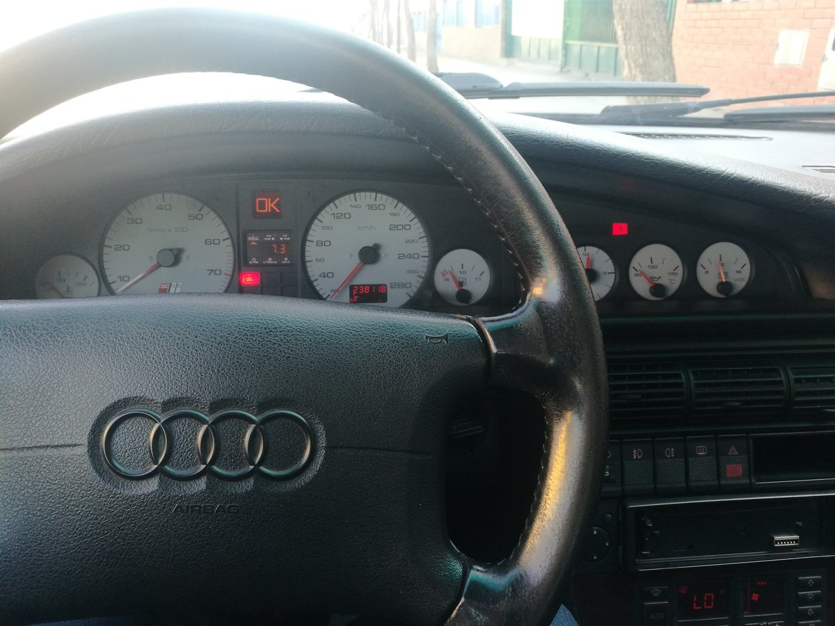Audi 100 S6 C4 1995 For Sale (picture 5 of 6)
