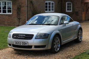 2002 52 Reg Audi 225 Quattro 85750 miles. For Sale