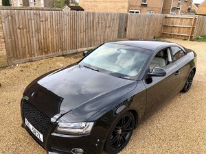 *Retired Footballers car* 2007 Audi A5 3.0 TDI