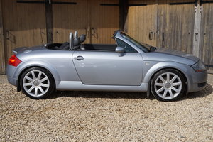 2002 AUDI TT 1.8 225 QUATTRO ROADSTER RARE LOW MILEAGE 57K For Sale