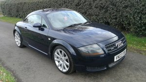 2003 Audi TT Quattro 180 BHP BOSE HTD SEATS FSH CAMBELT DONE For Sale