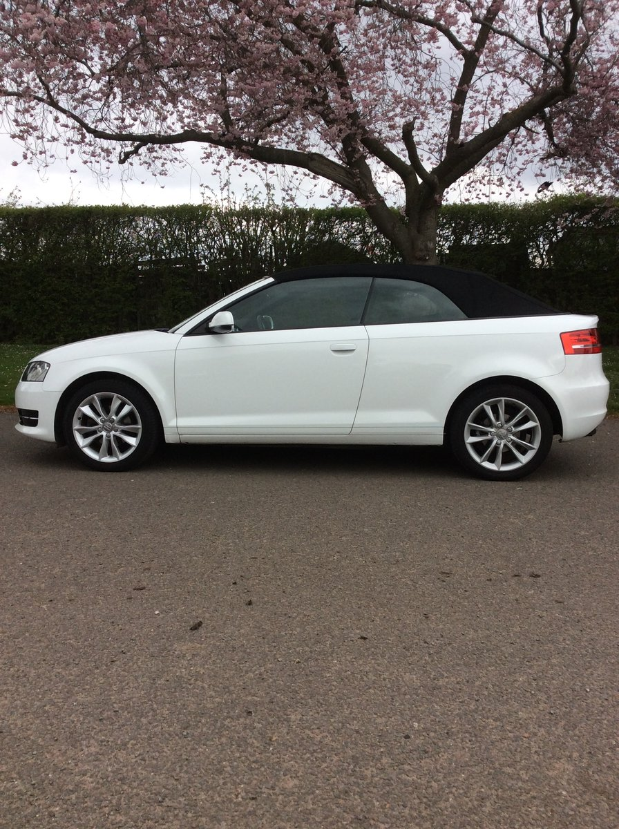 2012 Audi A3 convertable 1.2 TFSI Sport For Sale (picture 1 of 6)