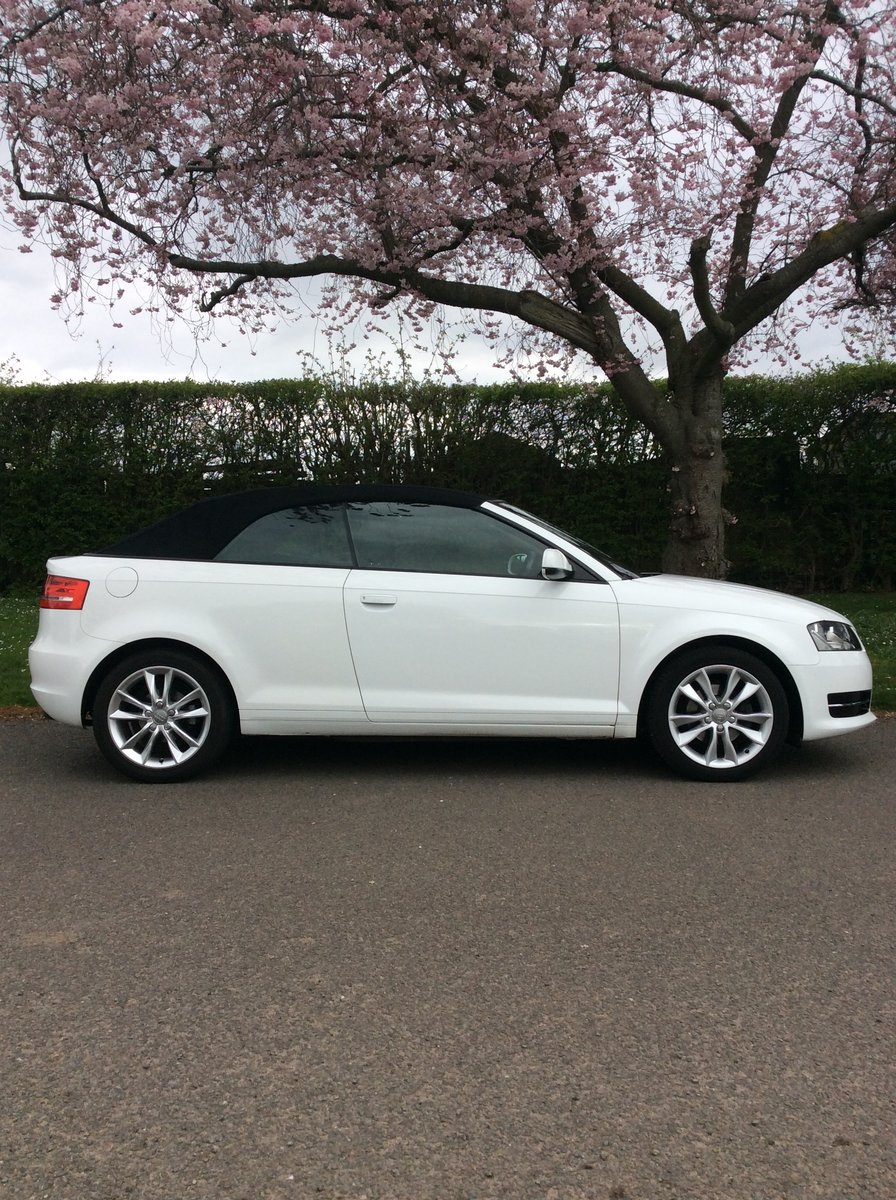 2012 Audi A3 convertable 1.2 TFSI Sport For Sale (picture 2 of 6)