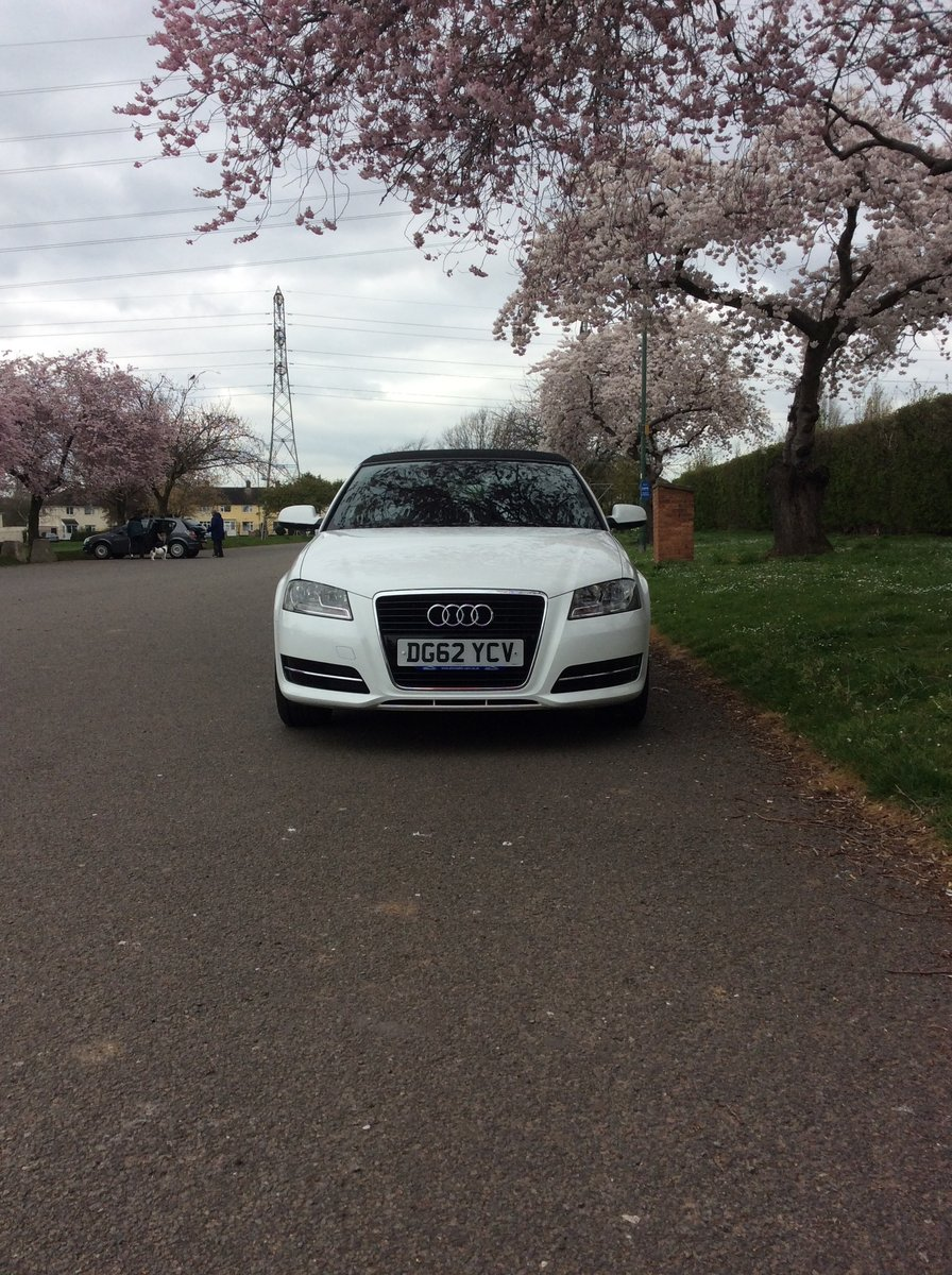 2012 Audi A3 convertable 1.2 TFSI Sport For Sale (picture 4 of 6)