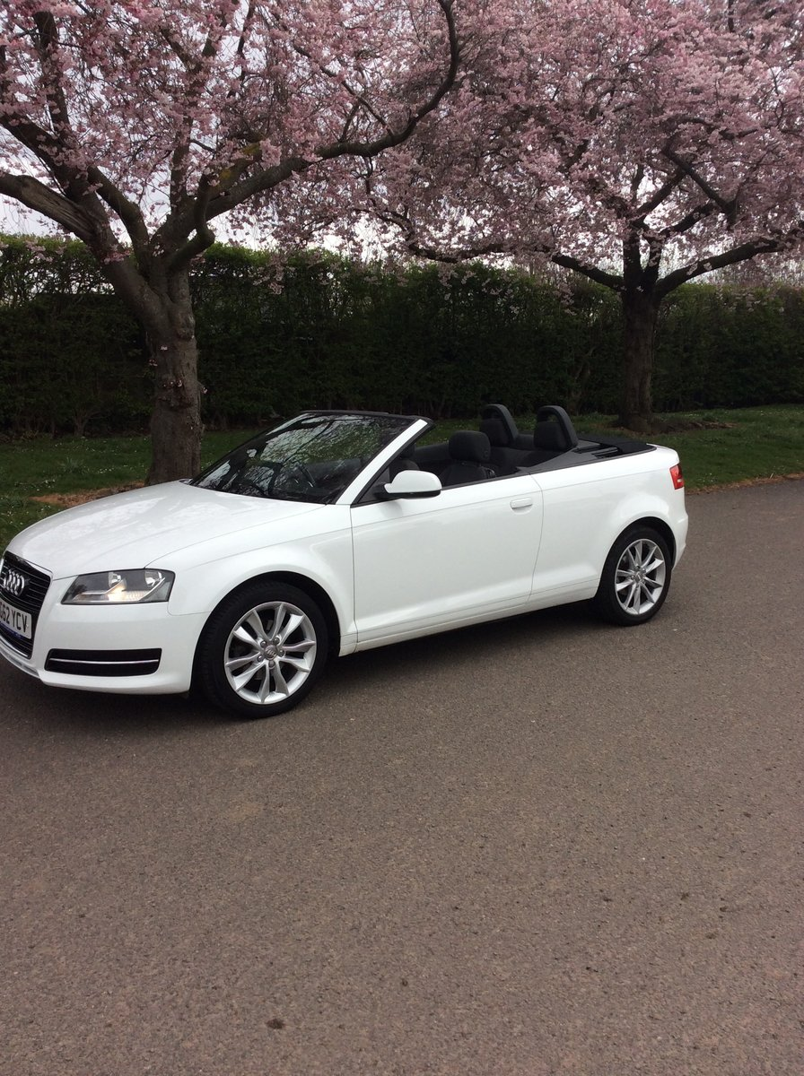 2012 Audi A3 convertable 1.2 TFSI Sport For Sale (picture 5 of 6)