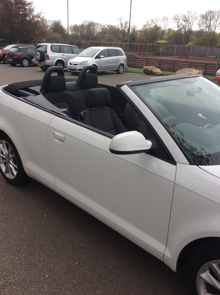 2012 Audi A3 convertable 1.2 TFSI Sport For Sale (picture 6 of 6)