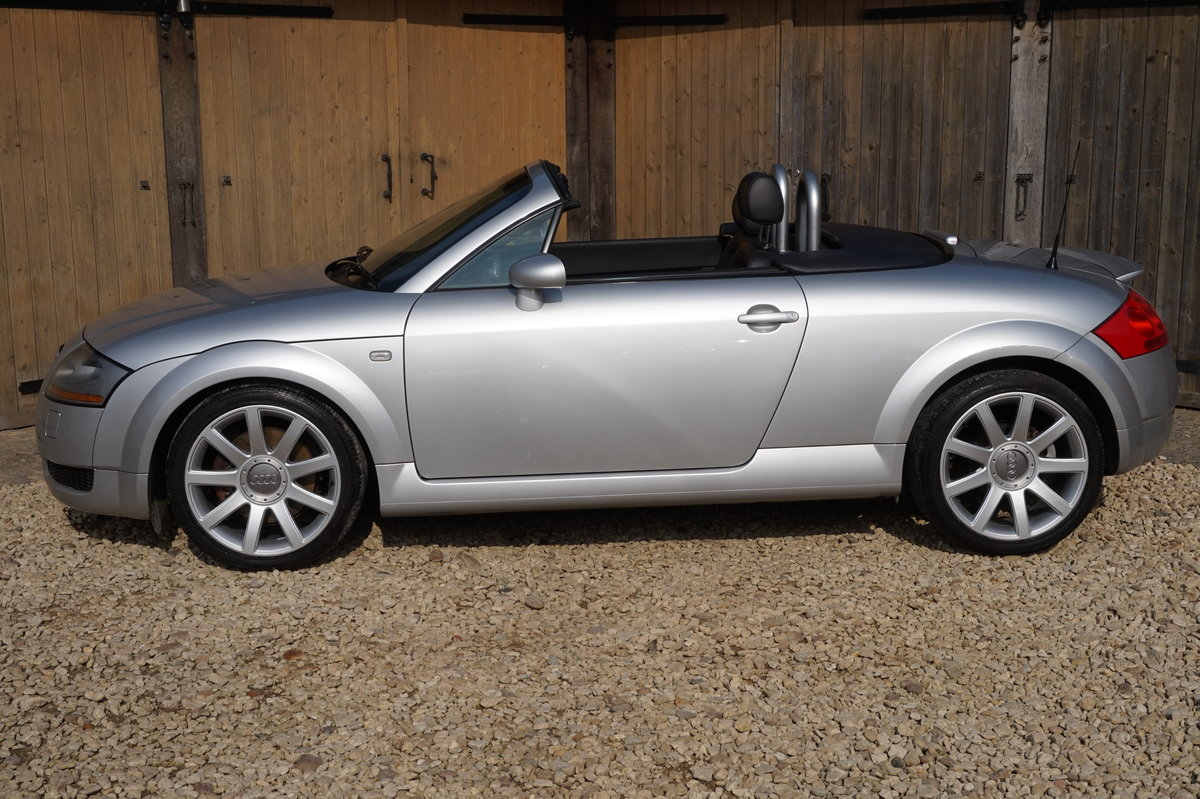 2002 AUDI TT 225 BHP QAUTTRO BAM ENGINE 81K For Sale (picture 1 of 6)