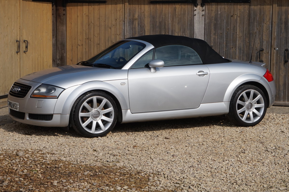 2002 AUDI TT 225 BHP QAUTTRO BAM ENGINE 81K For Sale (picture 2 of 6)