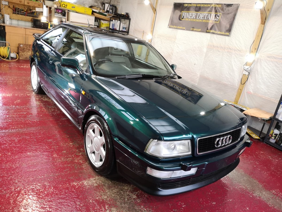 1995 Immaculate Audi S2 2.2 Quattro SOLD (picture 1 of 6)