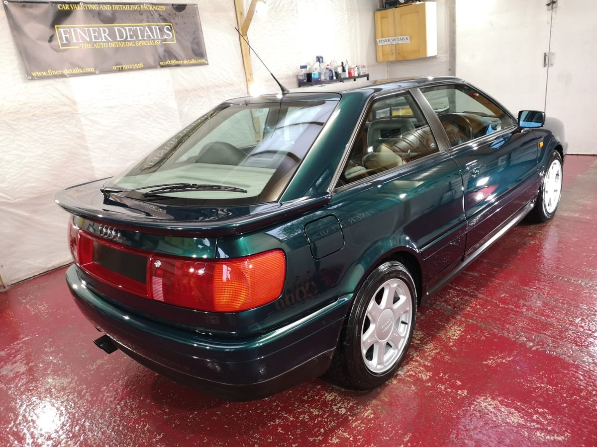 1995 Immaculate Audi S2 2.2 Quattro SOLD (picture 2 of 6)