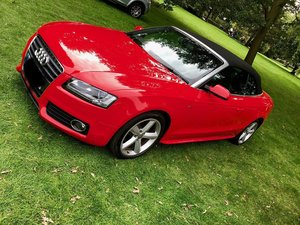 2011 A5 Cabriolet 2.0 TDI S line Cabriolet  For Sale