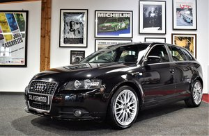 *SOLD* 2006 Audi A3 2.0 TFSI S-Line Quattro Special Edition