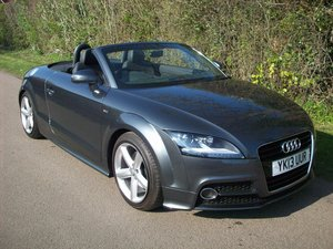 Picture of 2013 Audi TT Roadster S Line  TFSI SOLD