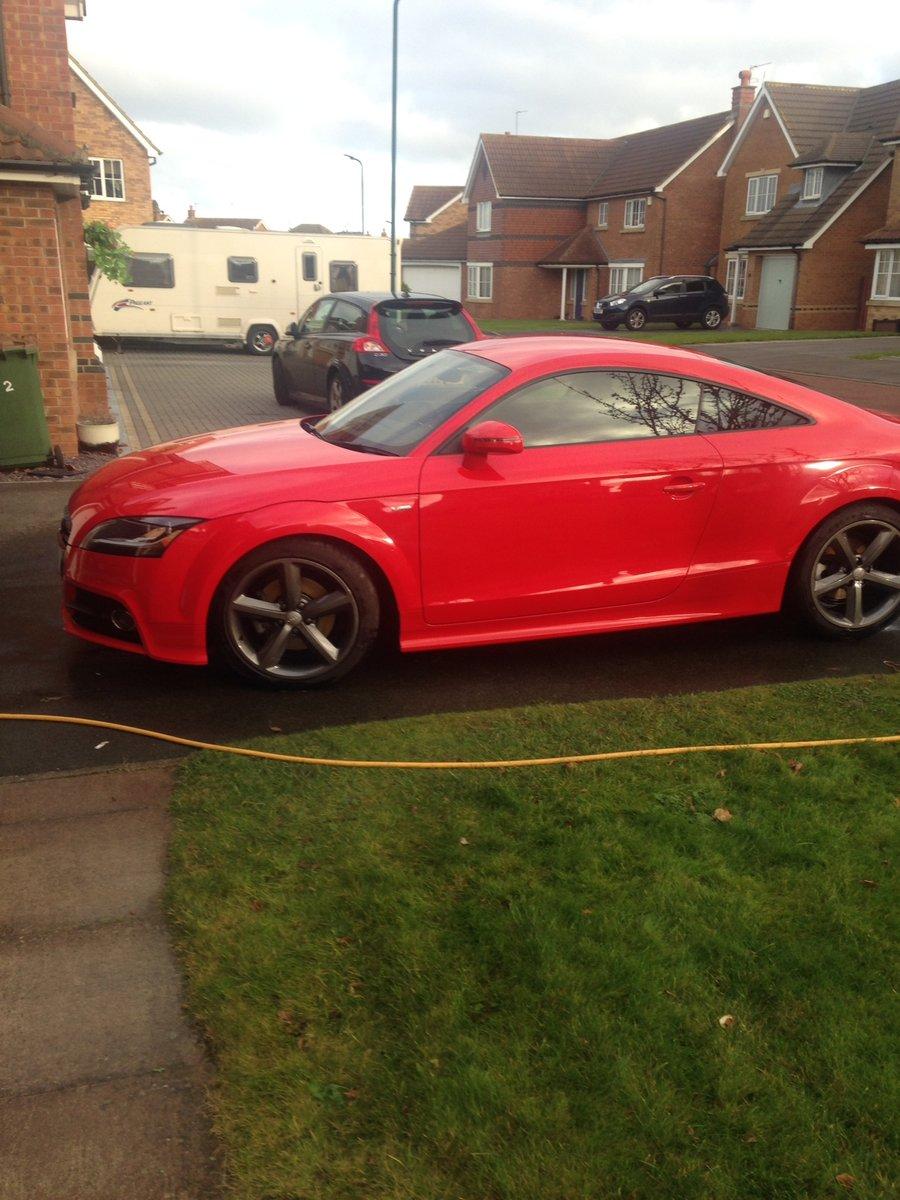 2011 Audi TT TDI S Line Quattro For Sale (picture 1 of 5)
