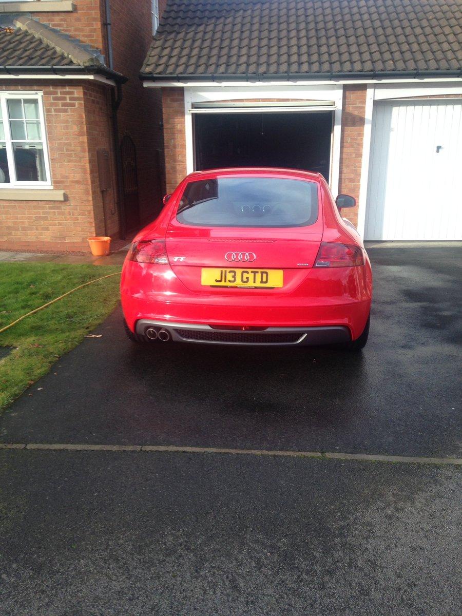 2011 Audi TT TDI S Line Quattro For Sale (picture 4 of 5)