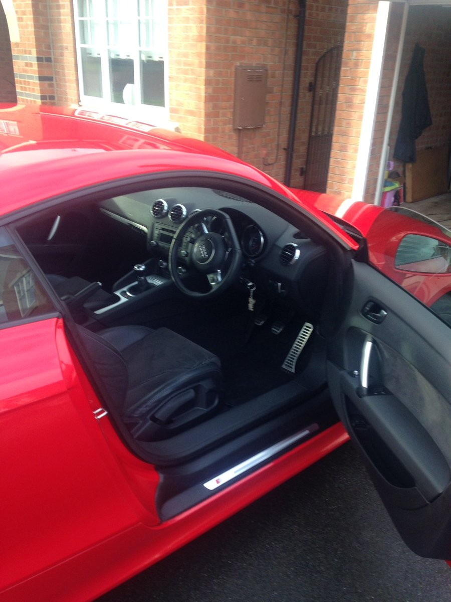 2011 Audi TT TDI S Line Quattro For Sale (picture 5 of 5)