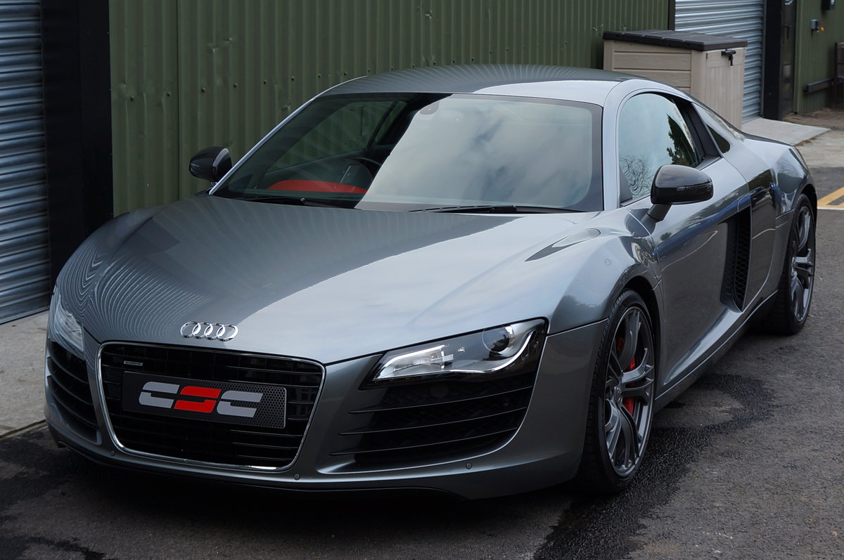 2012 Audi R8 4.2 V8 Le Mans Edition, Manual, 25k, FASH, Mag Ride. For Sale (picture 3 of 6)
