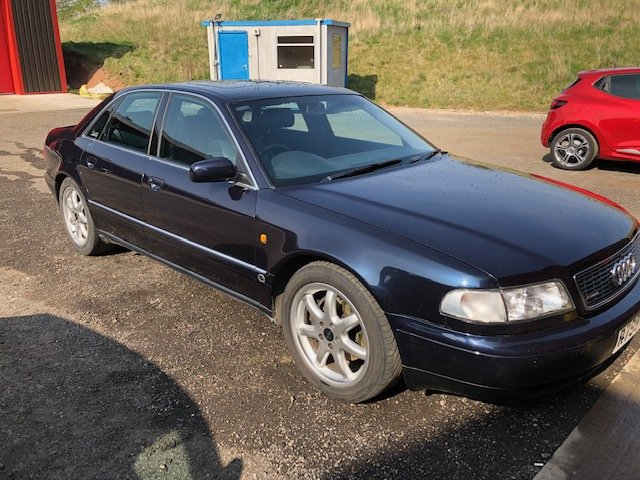 1997 Audi A8 Sport - £1600 ono For Sale (picture 1 of 6)