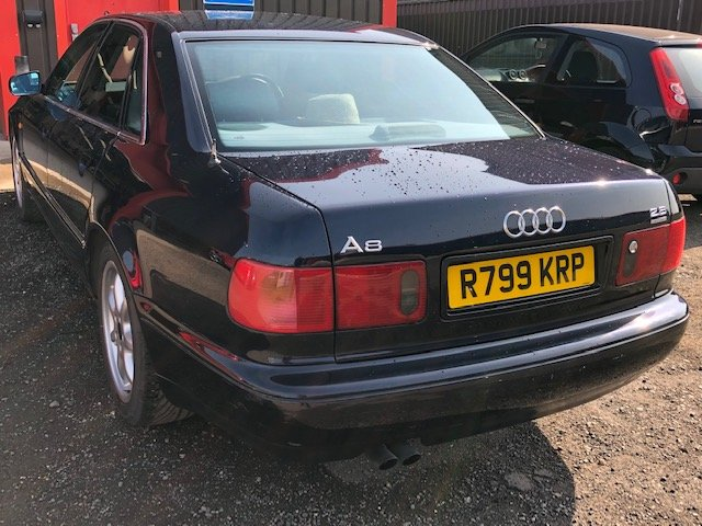 1997 Audi A8 Sport - £1600 ono For Sale (picture 3 of 6)