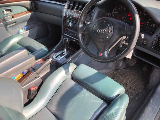1997 Audi A8 Sport - £1600 ono For Sale (picture 4 of 6)