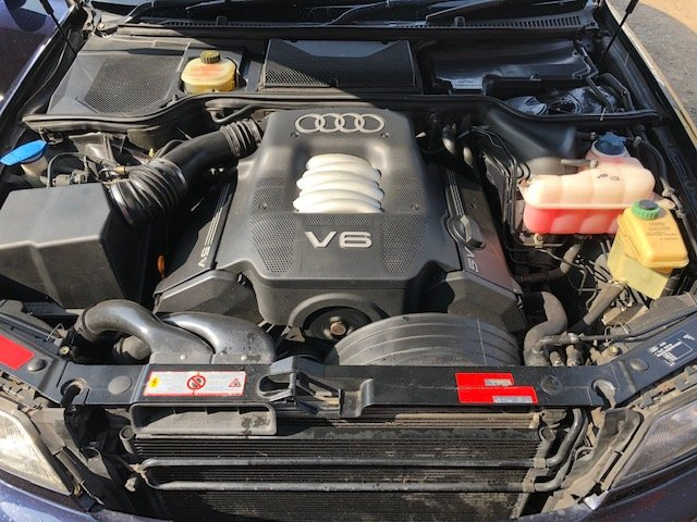 1997 Audi A8 Sport - £1600 ono For Sale (picture 5 of 6)