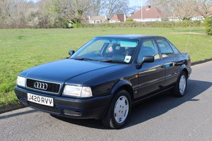 Audi 80 E Auto 1992 - To be auctioned 26-04-19 For Sale by Auction
