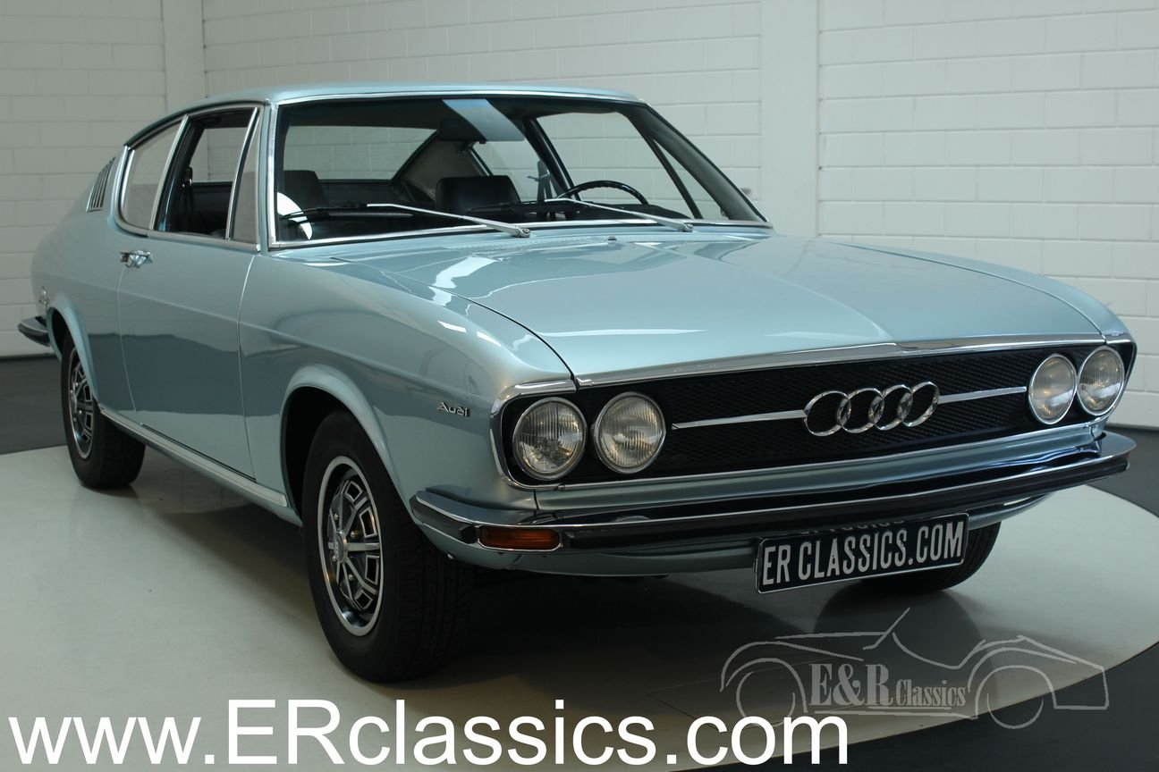 Audi 100 S coupe 1973 Restored For Sale (picture 1 of 6)