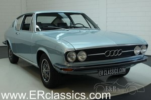 Audi 100 S coupe 1973 Restored For Sale