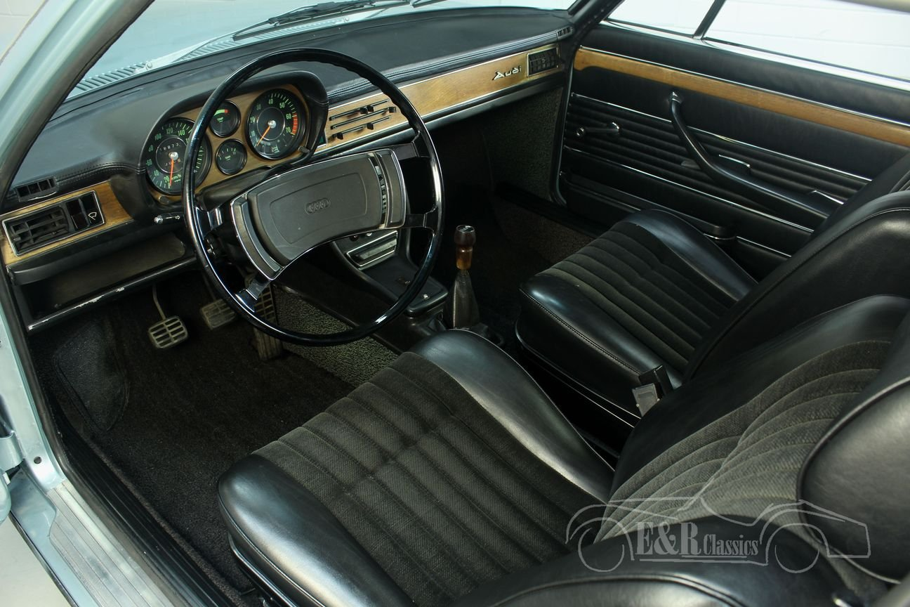 Audi 100 S coupe 1973 Restored For Sale (picture 3 of 6)