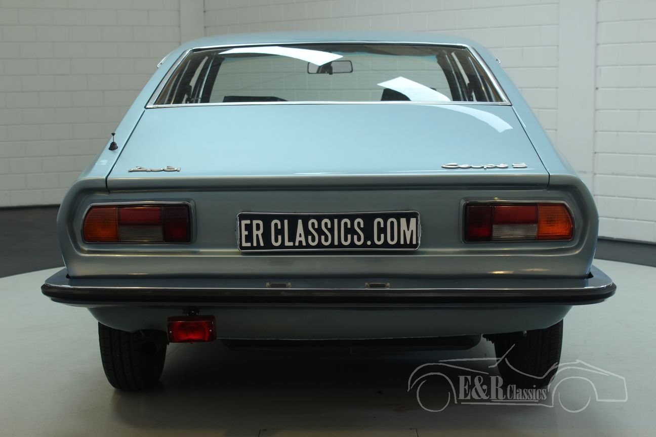 Audi 100 S coupe 1973 Restored For Sale (picture 6 of 6)