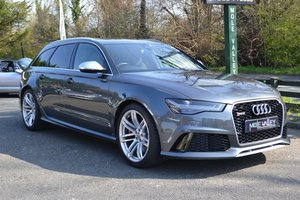 2015 RS6 TFSI V8 Quattro Estate For Sale