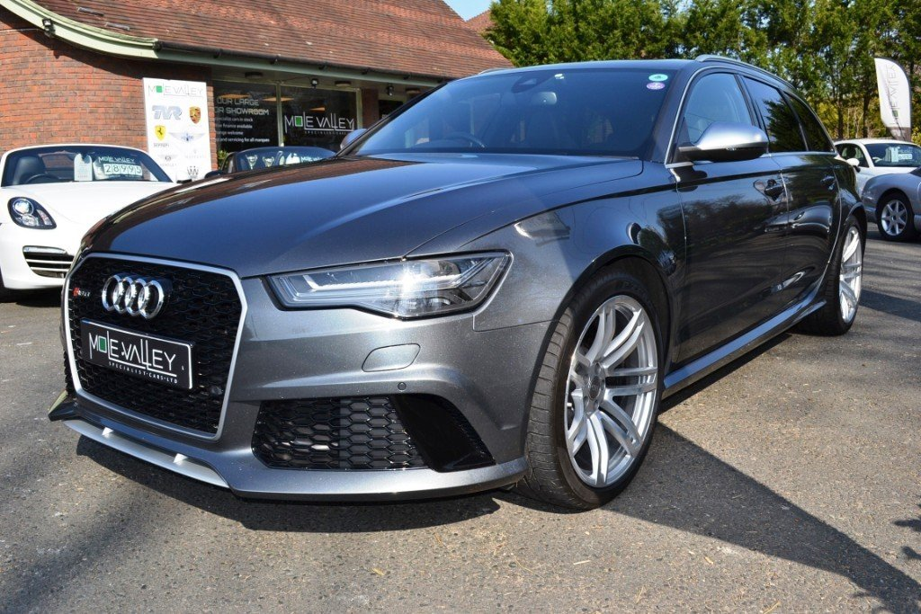 2015 RS6 TFSI V8 Quattro Estate For Sale (picture 2 of 6)
