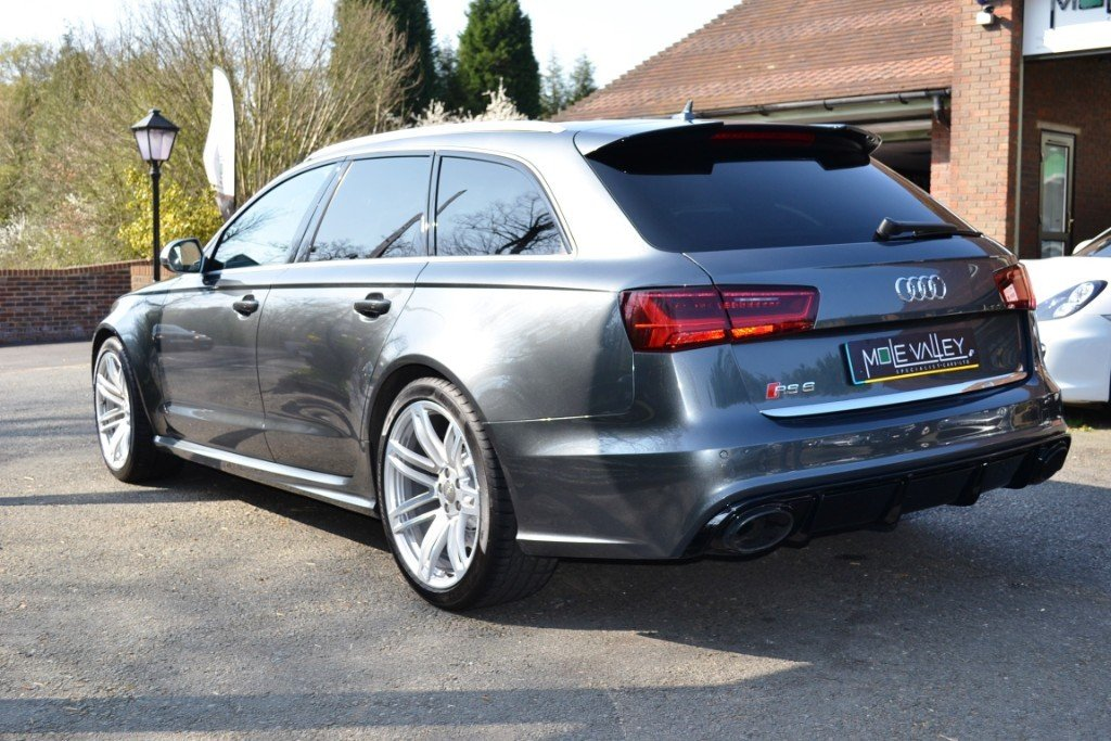 2015 RS6 TFSI V8 Quattro Estate For Sale (picture 3 of 6)