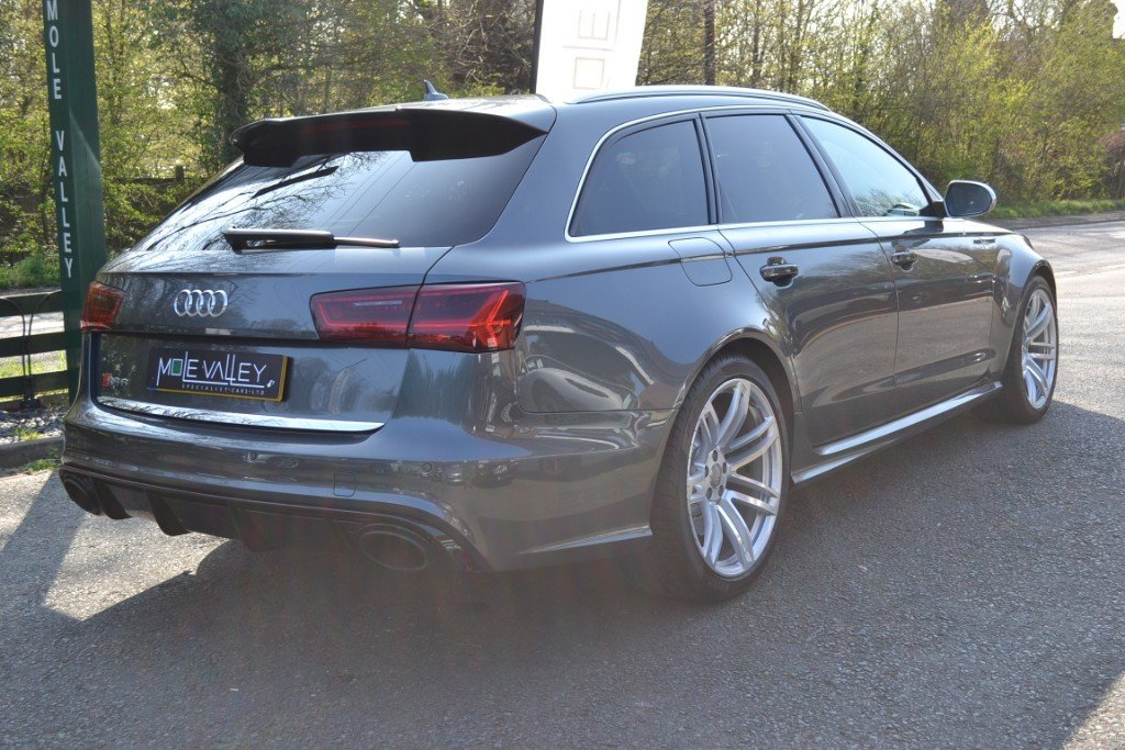 2015 RS6 TFSI V8 Quattro Estate For Sale (picture 4 of 6)