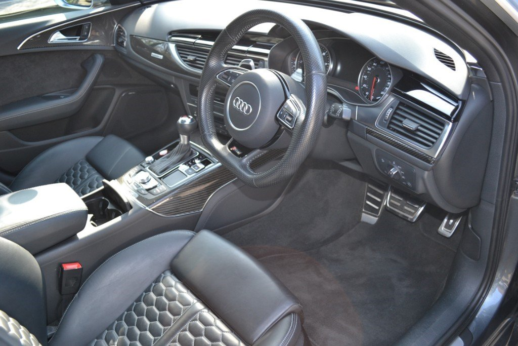 2015 RS6 TFSI V8 Quattro Estate For Sale (picture 5 of 6)