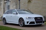 2014 Audi RS4 Avant FSI Quattro - 58,000 Miles  SOLD (picture 1 of 6)