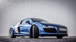 2009 Audi R8 V10 Coupe: 13 Apr 2019 For Sale by Auction
