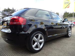 0959 AUDI A3 1.6 TECHNIK EDITION - VERY LOW MILEAGE