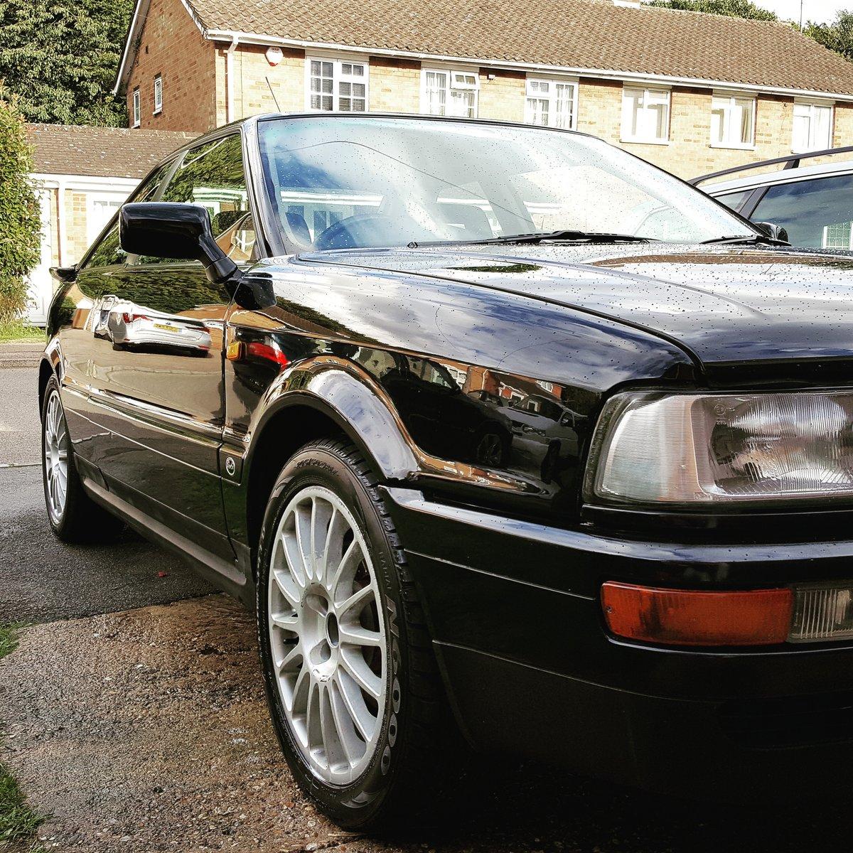 1990 audi coupe quattro 2.3 20v For Sale (picture 1 of 6)
