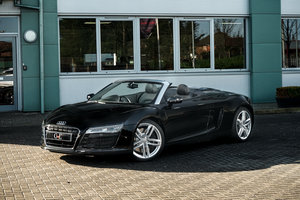 AUDI R8 SPYDER 2014 For Sale