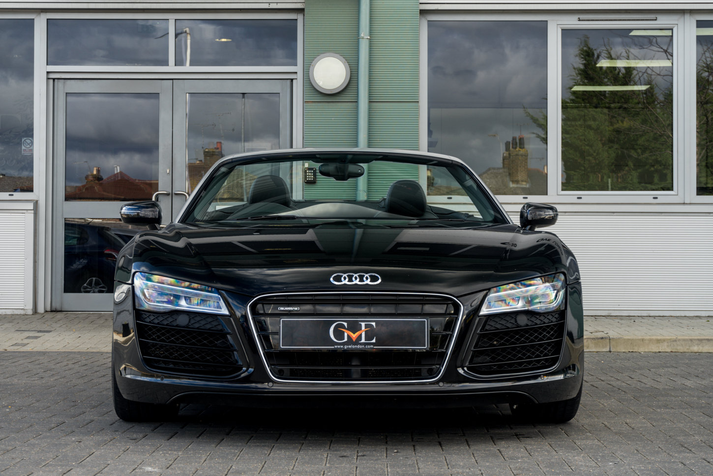 AUDI R8 SPYDER 2014 For Sale (picture 3 of 6)