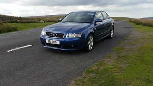 2003 Audi A4  1.9TDi Quattro sport -Manual. Only 111k m For Sale