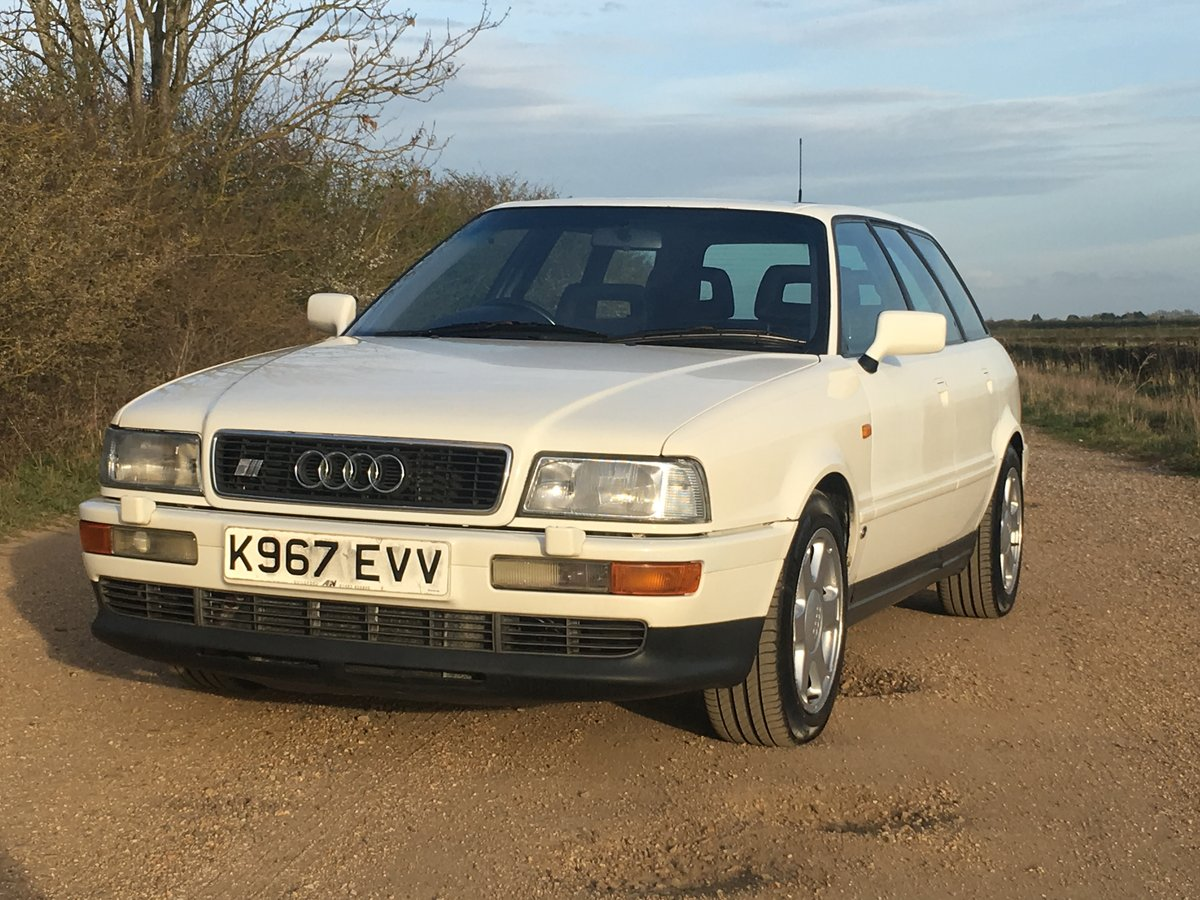 1993 Audi S2 Avant 230bhp 6 Speed For Sale (picture 1 of 6)