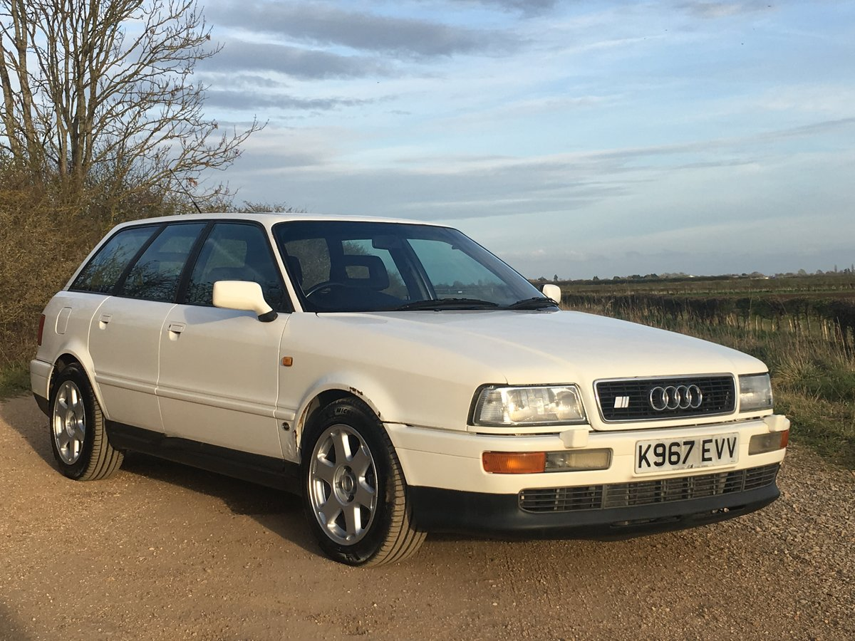1993 Audi S2 Avant 230bhp 6 Speed For Sale (picture 2 of 6)