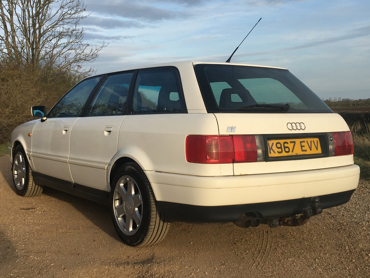 1993 Audi S2 Avant 230bhp 6 Speed For Sale (picture 3 of 6)